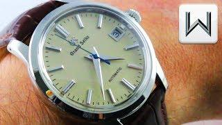 Grand Seiko 3-Day Automatic (IVORY DIAL) SBGR261 Luxury Watch Review