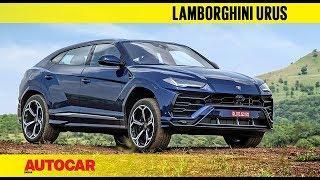 Lamborghini Urus | First India Drive Review | Autocar India