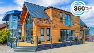 [3D Tour] Amazing Luxury The Loft Two-Storey Holiday Home by Tingdene