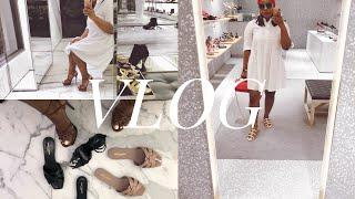 COME TOPSHOP PERSONAL SHOPPING WITH ME| LUXURY SHOPPING YSL |DILAAM BEAUTY