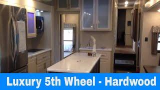 See the Luxury - Luxe Gold 41GMD luxury fifth wheel