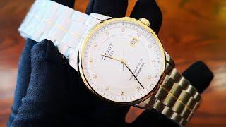 Tissot Luxury Diamond Chronometer Demi Gold T086.408.22.036.00
