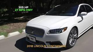 Texas' Biggest Lincoln Sale - 2018 Lincoln Continental