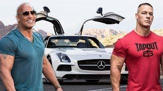 Top WWE Wrestlers Luxury Lifestyle(The Rock,John Cena,Roman Reigns).