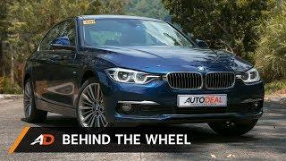 BMW 3-Series Sedan 318d Luxury - Behind the Wheel