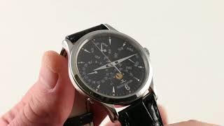 Jaeger-LeCoultre Master Perpetual Q149847A Luxury Watch Review