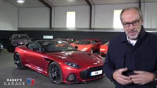 2018 Aston Martin DBS Superleggera road test review. The ultimate Aston V12