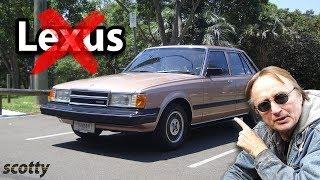 Here's What Toyota Luxury Cars Were Like Before Lexus