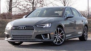 2019 Audi S4: Review