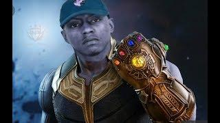 CASSIDY LIVE ADDRESSING THE HATERS, CALLS HIMSELF THANOS & THE URL BATTLERS THE AVENGERS