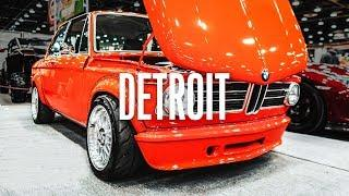 A DAY IN DETROIT | an automotive vlog