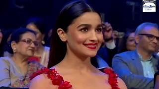 SRK & Zaira Wasim Comedy performance in Lux Golden Rose Awards | Shahrukh Khan