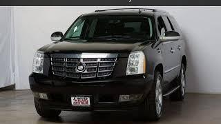 2010 Cadillac Escalade Luxury Used Cars - Addison,TX - 2018-09-01