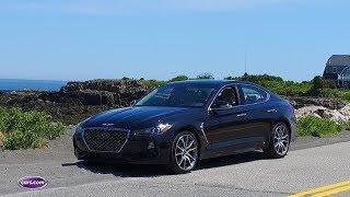 2019 Genesis G70: First Drive —Cars.com