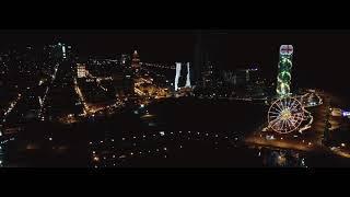 First Fly on Mavic 2 Zoom ( Night Batumi ) 4k