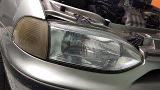 ???? Vgsound - Fiat Palio 96 - Troca de Lâmpada Lanterna Dianteira
