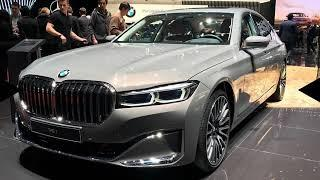 2020 BMW M7 full size luxury car, design and specs