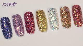 Jolifin LAVENI Luxury Glitter