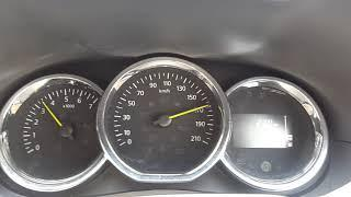 Duster Top Speed 170/kmh