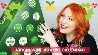 Virgin Wine Luxury Advent Calendar 2018 Unboxing