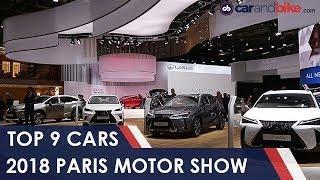 Paris Motor Show: Top 9 Cars | NDTV carandbike