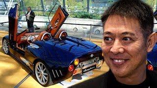 Jet Li - 1 100 000 $ Cars Collection 2018