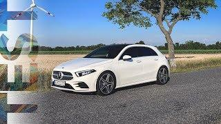 2019 Mercedes-Benz A180d | 4K TEST