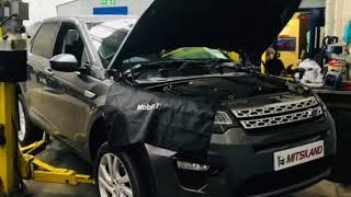 Land Rover Discovery Sport 21k service