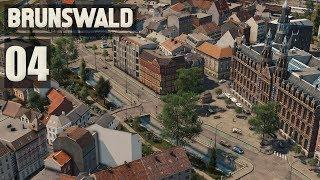 Canal & Luxury Shopping Mall - Cities Skylines: Brunswald - 04