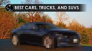 The Best Cars, Trucks and SUVs