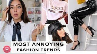 Most Annoying Instagram Fashion Trends That Need To Die | Sophie Shohet