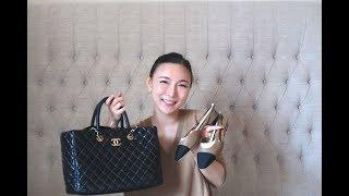 COLLECTIVE LUXURY HAUL 2018   HERMES, CHANEL, MULBERRY, GIANVITO ROSSI   LUXY THEORY