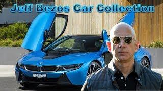 Jeff Bezos Luxury Cars