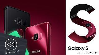 Samsung presenta el nuevo Galaxy S Light Luxury | El recuento