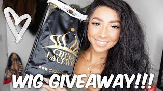 WIN A FREE 360 LACE WIG | ChinaLaceWig Giveaway 2018 | Lexi Luxury