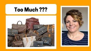 How Much Is Too Much? Luxury Item CRITICISM! | Louis Vuitton, Dior, Gucci, Channel and Burberry