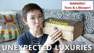 Unexpected Luxuries   Tag Time   Kat L