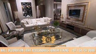 Timeless Elegance of New Furniture Collection! Welcome to Luxury Antonovich Home Showroom in Dubai!