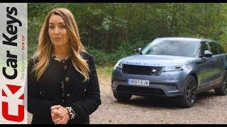 2018 Range Rover Velar Review - A great luxury family car  - Car Keys