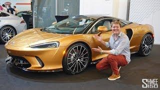 My First Look at the New McLaren GT!