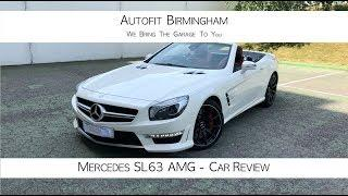 SL63 AMG Review