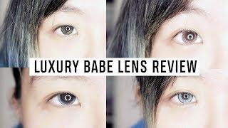 LUXURY BABE LENS REVIEW