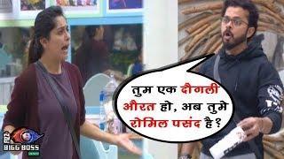 Bigg Boss 12 : Deepika kakar Vs Sreesanth | Fight For Murder In Luxury Task | Day 59 | BB 12 |