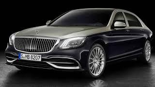New 2019 Maybach S‑Class Luxury Sedan, 2019 New Luxury Mercedes Benz S Class Maybach
