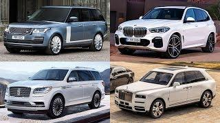 Top 6 Ultra Luxury SUV 2019 (YOU MUST SEE)