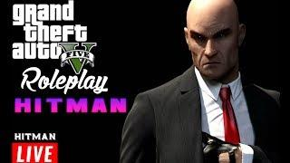 HITMAN FIVEM GTA 5 ROLEPLAY ROMANIA