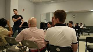 Jason James and Brad Holiday LuxLife Seminar: Physical Opening