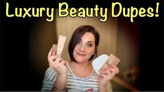 Luxury Beauty Dupes