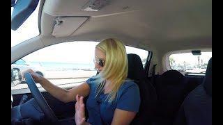 Juliet Drives the new Datsun GO