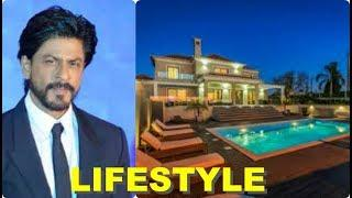 Shahrukh Khan Income, Cars, Houses, Luxurious Lifestyle and Net Worth. full hd
